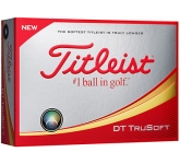 Titleist DT Tru Soft Golf Ball