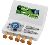 Sunningdale Golf Tee Wallet