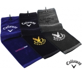 Callaway Tri Fold Golf Towel  by Gopromotional - we get your brand noticed!