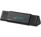 Sideswipe Bluetooth NFC Speaker  by Gopromotional - we get your brand noticed!
