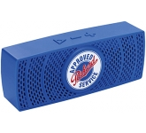 Soundwave Bluetooth Promotional Speaker  by Gopromotional - we get your brand noticed!