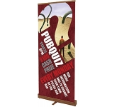 Amazon Nature Exhibition Banner  by Gopromotional - we get your brand noticed!