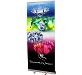 Economy Express Plus Exhibition Banner  by Gopromotional - we get your brand noticed!