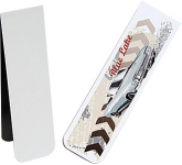 PVC Magnetic Bookmark  by Gopromotional - we get your brand noticed!