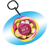 Deluxe Oval  Air Freshener  by Gopromotional - we get your brand noticed!