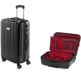 "Heathrow 24"" Carry On Spinner Airporter  by Gopromotional - we get your brand noticed!"