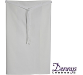 Dannys White Cotton Apron  by Gopromotional - we get your brand noticed!