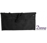 Dannys Money Pocket Black Apron  by Gopromotional - we get your brand noticed!