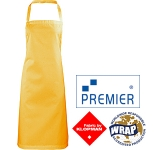 Premier Aprons Without Pocket  by Gopromotional - we get your brand noticed!