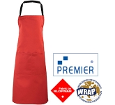 Premier Aprons With Pocket  by Gopromotional - we get your brand noticed!