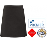 Premier Short Bar Apron  by Gopromotional - we get your brand noticed!