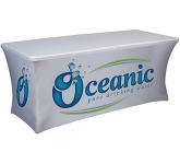 8ft Ultrafit Table Cover  by Gopromotional - we get your brand noticed!