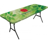 6ft Ultrafit Table Topper  by Gopromotional - we get your brand noticed!