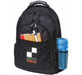 "Harlem 15.4"" Laptop Backpack  by Gopromotional - we get your brand noticed!"