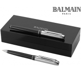 Balmain Budapest Pen Set  by Gopromotional - we get your brand noticed!