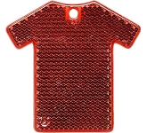 T-Shirt Shaped Reflector  by Gopromotional - we get your brand noticed!