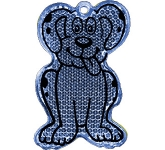 Dog Shaped Reflector  by Gopromotional - we get your brand noticed!