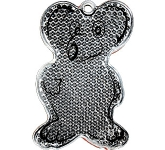 Mouse Shaped Reflector  by Gopromotional - we get your brand noticed!