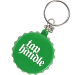 Bottle Top Keyring Bottle Opener  by Gopromotional - we get your brand noticed!