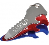 Paragon Branded Bottle Opener Keyring