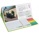 Desk Calendar Pod  by Gopromotional - we get your brand noticed!
