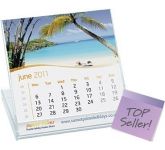 Micro CD Case Calendar  by Gopromotional - we get your brand noticed!