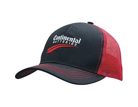 Abilene Breathable Poly Twill Cap