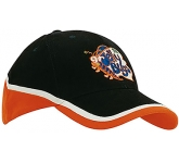 Alachua Heavy Cotton Brushed Cap  by Gopromotional - we get your brand noticed!