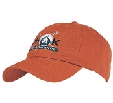 Washed Chino Twill Cap  by Gopromotional - we get your brand noticed!