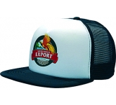 Abington Trucker Mesh Cap  by Gopromotional - we get your brand noticed!