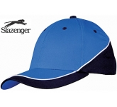 Slazenger 6 Panel New Edge Cap  by Gopromotional - we get your brand noticed!