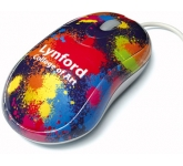 Colourwrap Computer Mouse