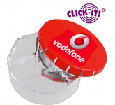 Super Seal Click-It Mint Tin  by Gopromotional - we get your brand noticed!