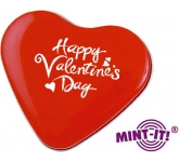 Mini Heart Shaped Mint Tin  by Gopromotional - we get your brand noticed!