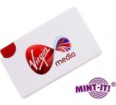 Delux Clicka Mint Card  by Gopromotional - we get your brand noticed!