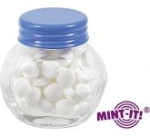 Glass Jar Of Mints  by Gopromotional - we get your brand noticed!