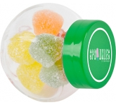 Micro Side Glass Sweet Jars - Tum Tums