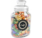 Classic Glass Sweet Jars - Boiled Sweets