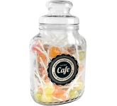 Classic Glass Sweet Jars - Lollipops