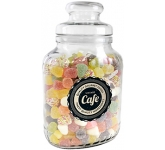 Classic Glass Sweet Jars - Tum Tums  by Gopromotional - we get your brand noticed!