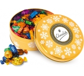 Christmas Gold Share Tin - Quality Street