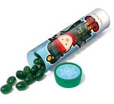 Christmas Maxi Sweet Tubes - Elf Gourmet Jelly Beans