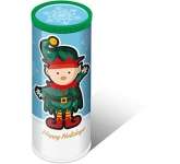 Christmas Midi Sweet Tubes - Elf Gourmet Jelly Beans