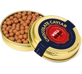 Gold Caviar Treat Tins - Salted Caramel Chocolate Pearls