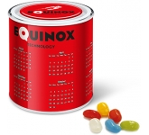 Large Sweet Paint Tins - Jelly Beans  by Gopromotional - we get your brand noticed!