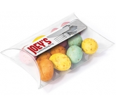 Large Sweet Pouches - Speckled Chocolate Eggs  by Gopromotional - we get your brand noticed!