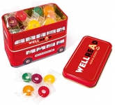 London Bus Sweet Tins - Polo Fruit  by Gopromotional - we get your brand noticed!