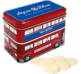 London Bus Sweet Tins - White Chocolate Buttons  by Gopromotional - we get your brand noticed!