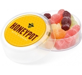 Maxi Round Sweet Pots - Jelly Babies  by Gopromotional - we get your brand noticed!