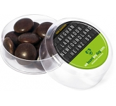 Maxi Round Sweet Pots - Chocolate Jesters  by Gopromotional - we get your brand noticed!